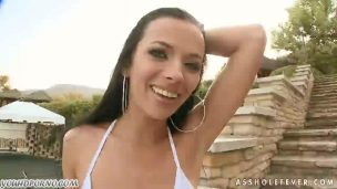 A young student Fucks a Busty, Mature family friend-the chic Kendra Lust