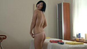 Horny Woman Cums Mature Man